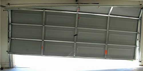 Garage Door Off-Track
